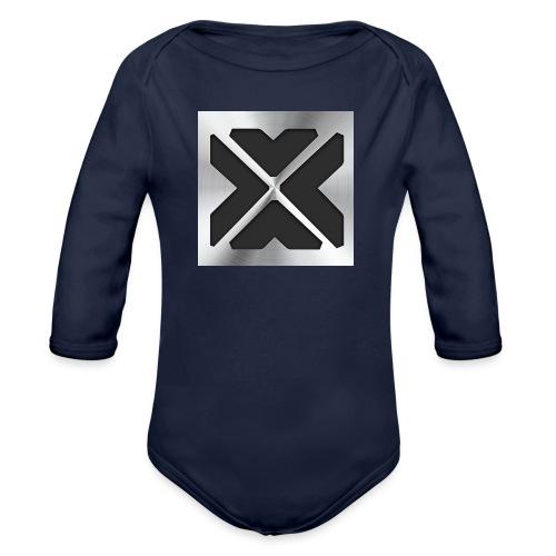 Logo Xtr3mZMiniboy - Body Bébé bio manches longues