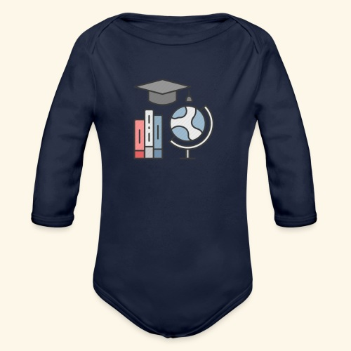 teacher knowledge learning University education pr - Langærmet babybody, økologisk bomuld