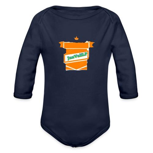 Fresher JanValiHoodie - Baby Bio-Langarm-Body