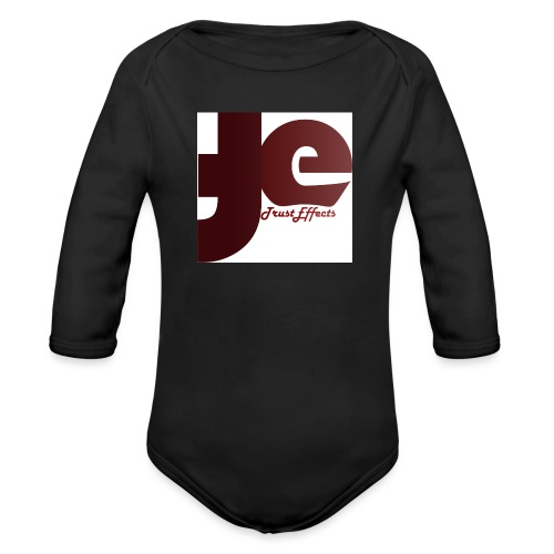 company logo - Organic Longsleeve Baby Bodysuit
