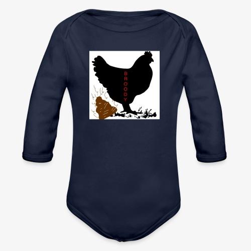 B3E8EA45 B4C8 4EE4 BFA8 A44D7C7A88E7 - Organic Longsleeve Baby Bodysuit