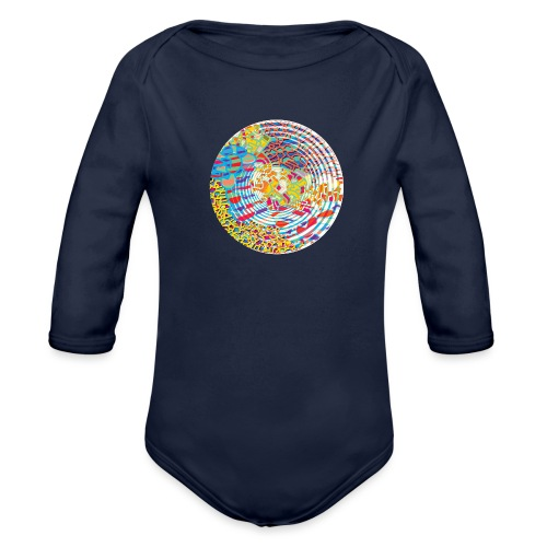 Unfold - Organic Longsleeve Baby Bodysuit