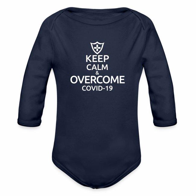 Keep calm and overcome