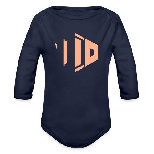 Logo ( Vio ) - Organic Longsleeve Baby Bodysuit