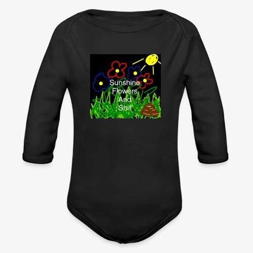 46F0F1F7 1A1F 49BC B472 BF5E2ADEC83A - Organic Longsleeve Baby Bodysuit