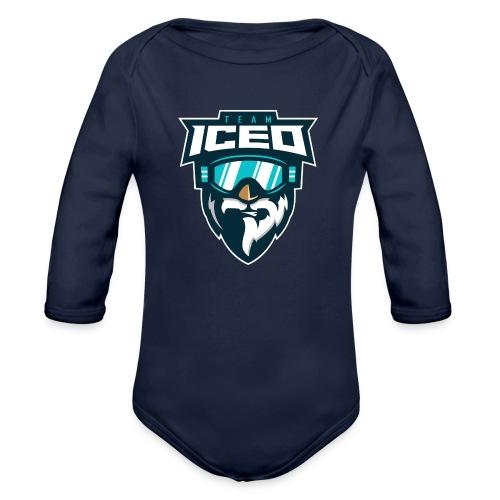 Team-ICED - Baby Bio-Langarm-Body