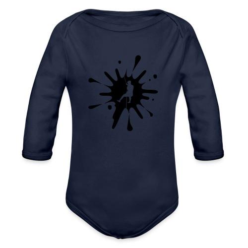 cs Canyoning Splash - Baby Bio-Langarm-Body