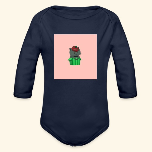 HCP custo 7 - Organic Longsleeve Baby Bodysuit