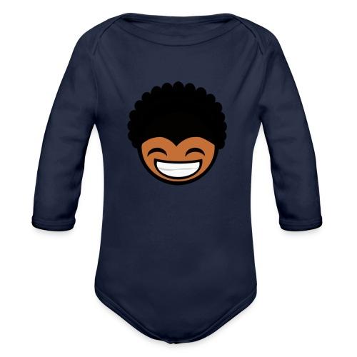 Free Phone Casses - Organic Longsleeve Baby Bodysuit