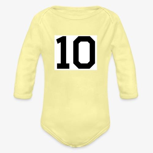 8655007849225810518 1 - Organic Longsleeve Baby Bodysuit