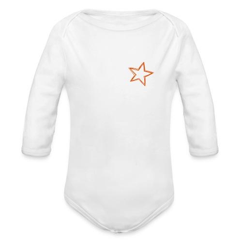 Vorschau: Wöd Hawara - Baby Bio-Langarm-Body