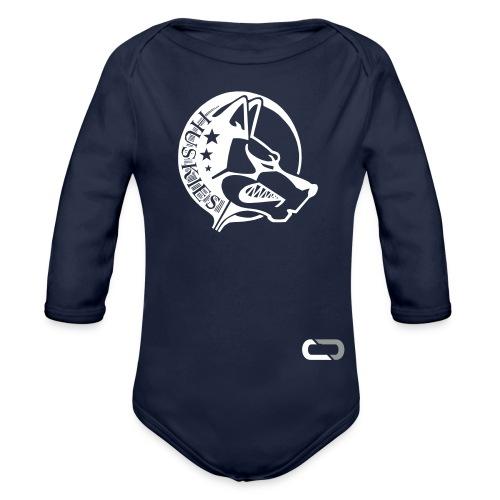 CORED Emblem - Organic Longsleeve Baby Bodysuit