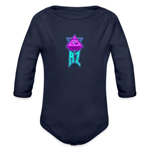 AZ ILLUMINATI - Organic Longsleeve Baby Bodysuit