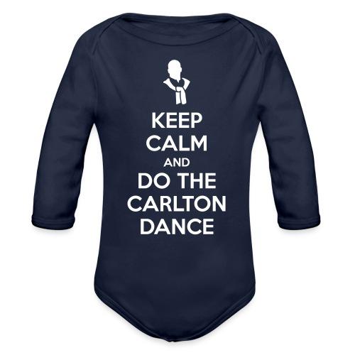 CARLTON DANCE - Body Bébé bio manches longues