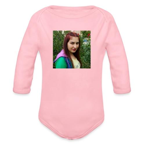 Ulku Seyma - Organic Longsleeve Baby Bodysuit