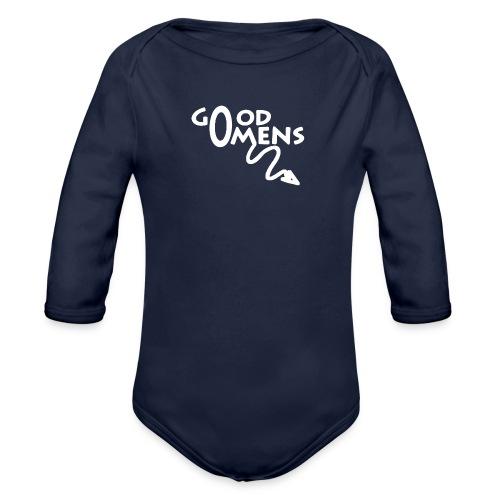 Ineffable Good Omens - Organic Longsleeve Baby Bodysuit