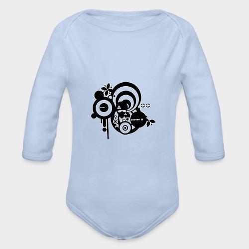 YA ESTAN AQUI - Body orgánico de manga larga para bebé