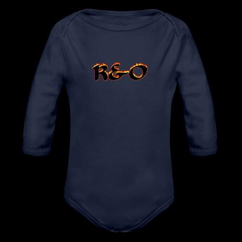 R&O - Organic Longsleeve Baby Bodysuit