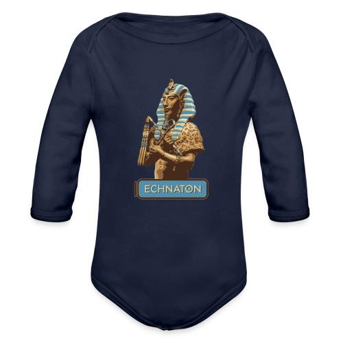 Echnaton – Sonnenkönig von Ägypten - Baby Bio-Langarm-Body