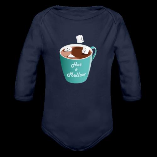 Hot & Mellow - foodcontest - Organic Longsleeve Baby Bodysuit
