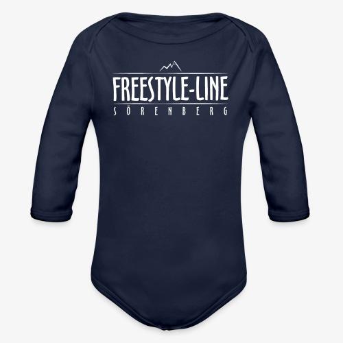 Freestyle-Line - Baby Bio-Langarm-Body
