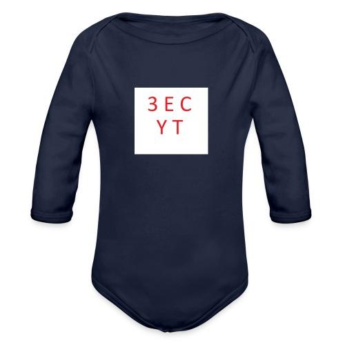 3ec yt - Baby Bio-Langarm-Body