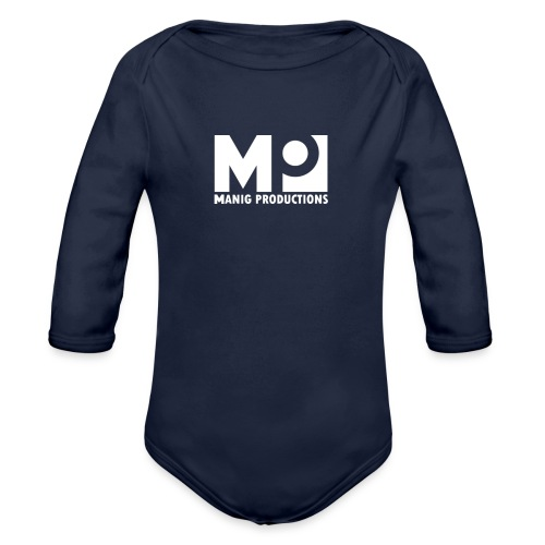 ManigProductions White Transparent png - Organic Longsleeve Baby Bodysuit