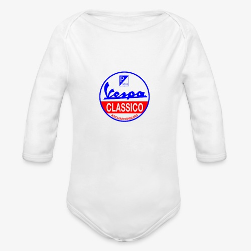 VCA Logo - Baby Bio-Langarm-Body