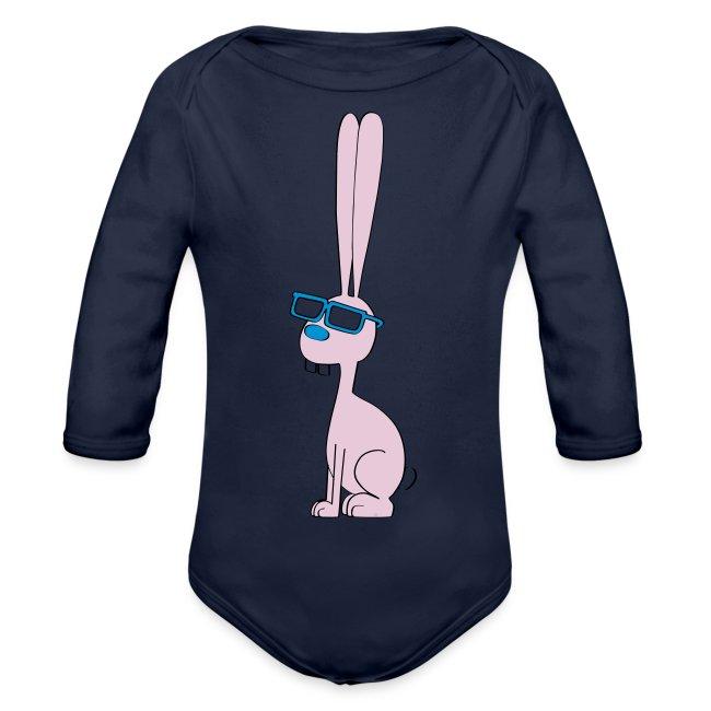 """Mädels T-Shirt """"Smart Bunny"""""""