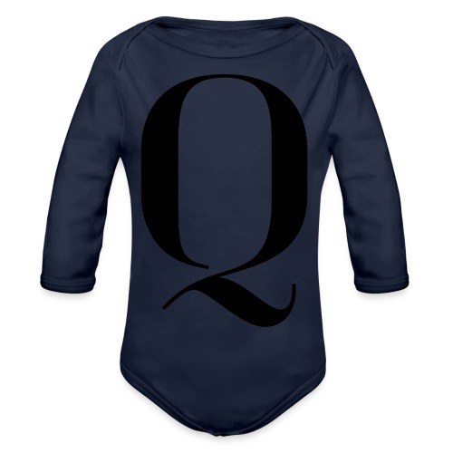 Q - Organic Longsleeve Baby Bodysuit