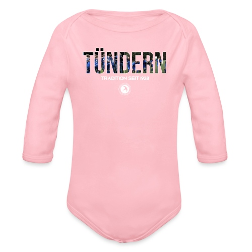 Tündern - Tradition seit 1928 - Baby Bio-Langarm-Body