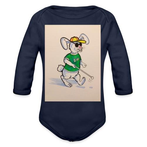 D8E258B9 C408 4AB5 BC9C AD4A1FA0B347 - Organic Longsleeve Baby Bodysuit
