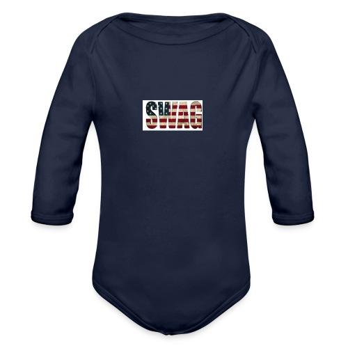 USA_SWAGG - Body bébé bio manches longues
