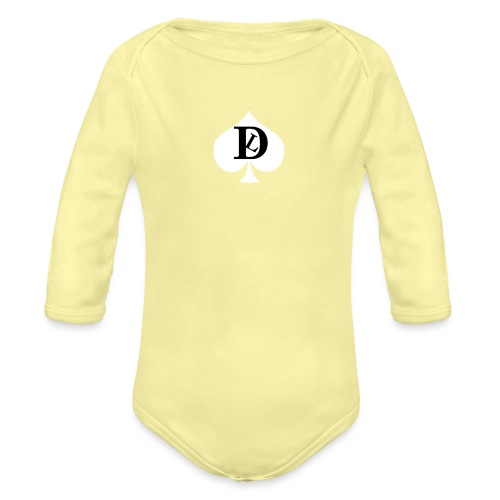 SPECIAL HOODIE DEL LUOGO - Organic Longsleeve Baby Bodysuit