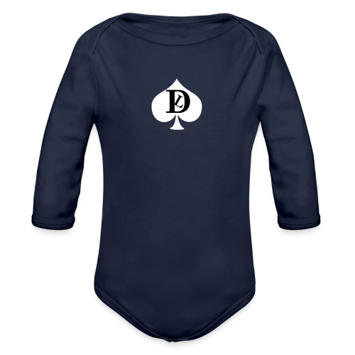 TRAINING SWEATER DEL LUOGO - Organic Longsleeve Baby Bodysuit