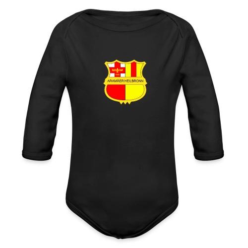 Aramaeer Heilbronn Logo png - Baby Bio-Langarm-Body