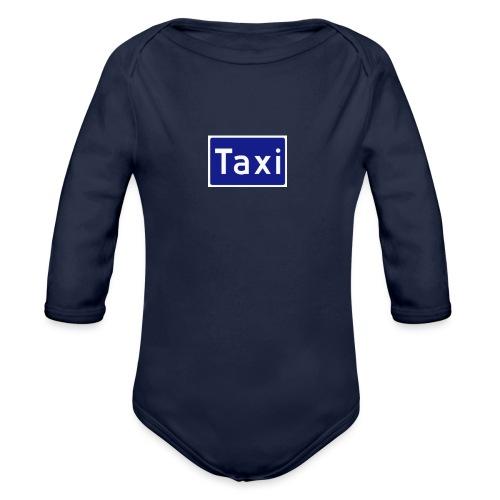 Taxi - Økologisk langermet baby-body