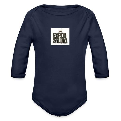 logo - Ekologisk långärmad babybody