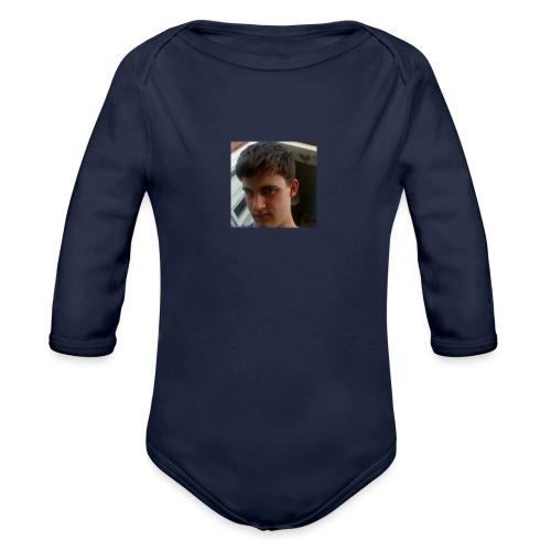 will - Organic Longsleeve Baby Bodysuit