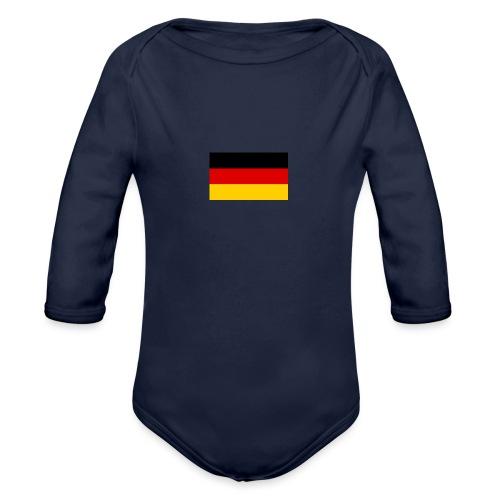 Deutschland - Baby Bio-Langarm-Body