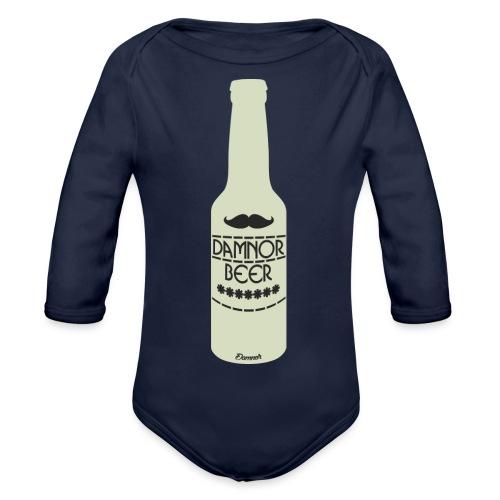 Bière spéciale (H) - Body Bébé bio manches longues