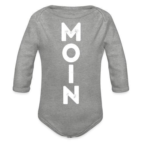 Moin - Baby Bio-Langarm-Body