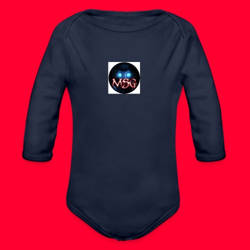logo jpg - Organic Longsleeve Baby Bodysuit