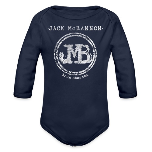 Jack McBannon - JMB True Stories - Baby Bio-Langarm-Body