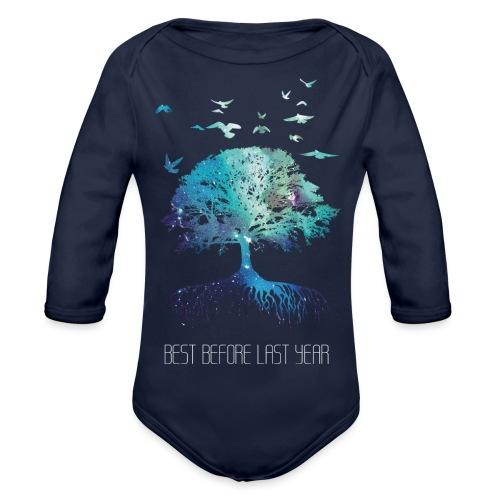Unisex Hoodie Next Nature - Organic Longsleeve Baby Bodysuit