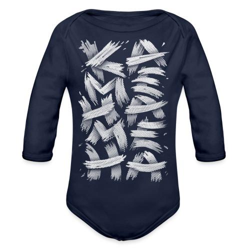 KAMEHAMEHA - Organic Longsleeve Baby Bodysuit