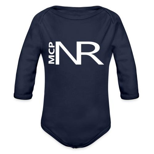 T-shirt MCPNR - Body Bébé bio manches longues