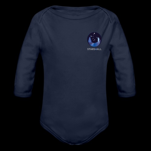 Stars4All - Body orgánico de manga larga para bebé