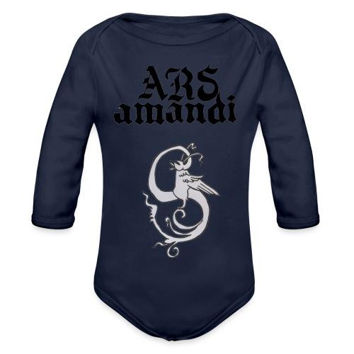 arsamandi1 - Body orgánico de manga larga para bebé