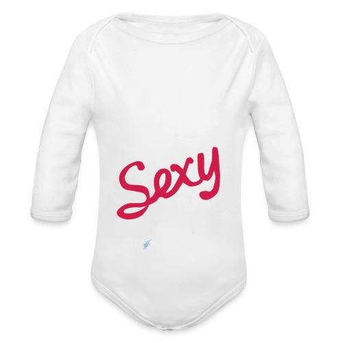 DIGITAL is the New Sexy - Lady - Body ecologico per neonato a manica lunga